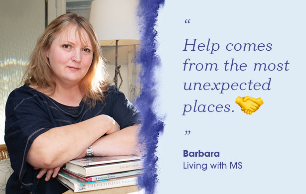 Patient Focused Priorities: Barbara's perspective
