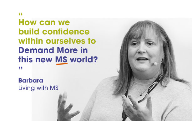 Building confidence with MS